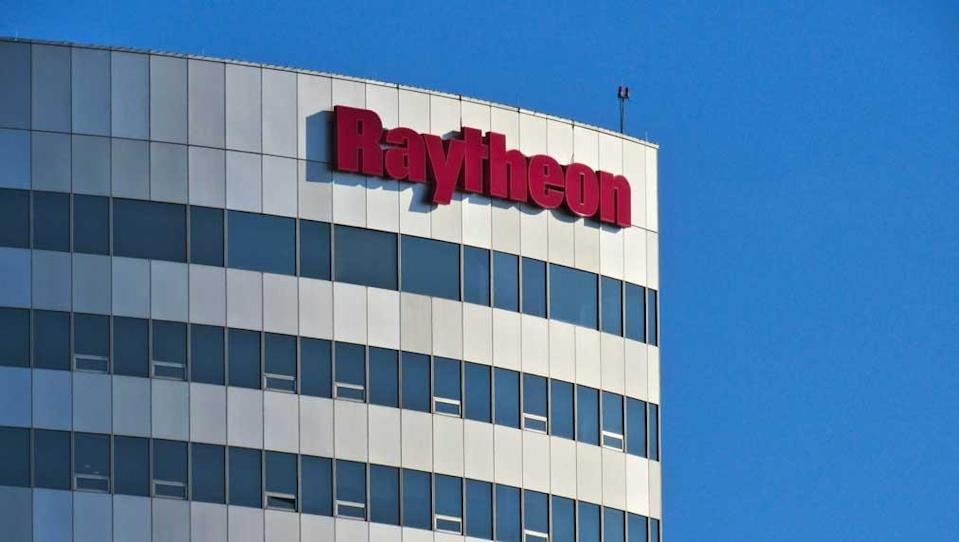 Raytheon Discloses Criminal Probe; Defense Stock Tumbles