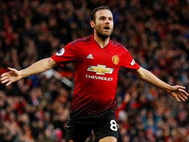 Premier League: Manchester United midfielder Juan Mata urges team to find killer instinct after frustrating start to season