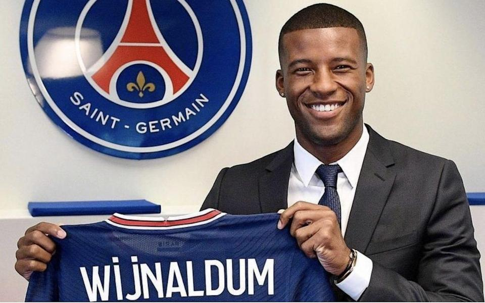 'I didn't feel loved or appreciated' by FSG and fans on social media when leaving Liverpool, says Gini Wijnaldum