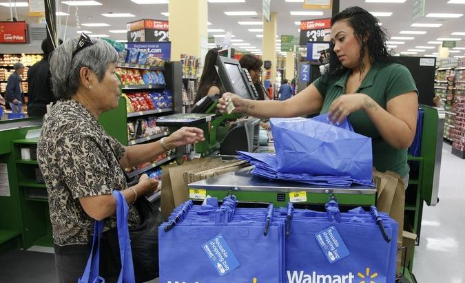 Until Walmart Sells Childcare and College Diplomas, Poor People Will Still Be Poor