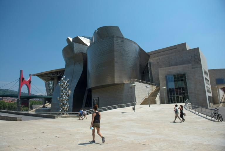 Friday's announcement was made at the Guggenheim Museum in Bilbao
