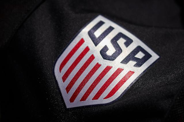 Will Wilson is U.S. Soccer's new CEO. (Robin Alam/Getty)
