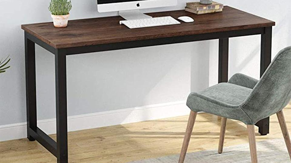 This top-notch desk is a must-have for any WFH setup.
