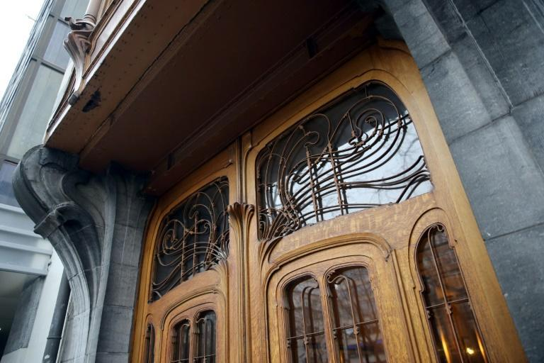 The mansion was designed by Belgian architect Victor Horta