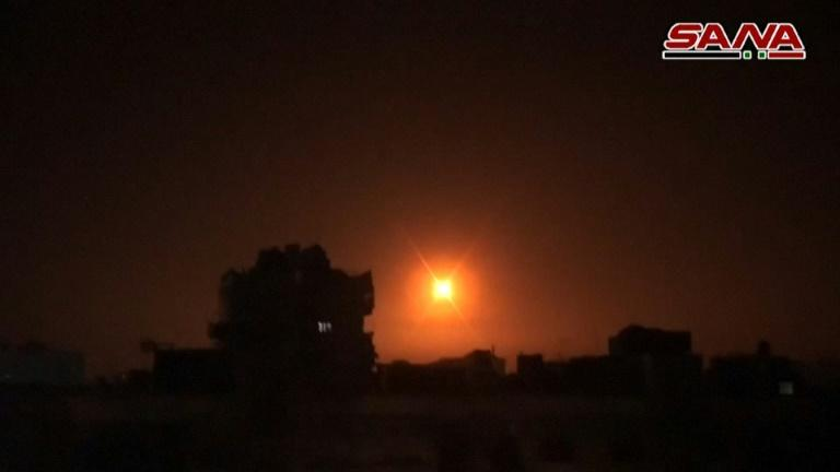 The Damascus airport area has been repeatedly hit by Israeli strikes targeting Iran's military presence in Syria and suspected deliveries of advanced weapons to Israel's foes