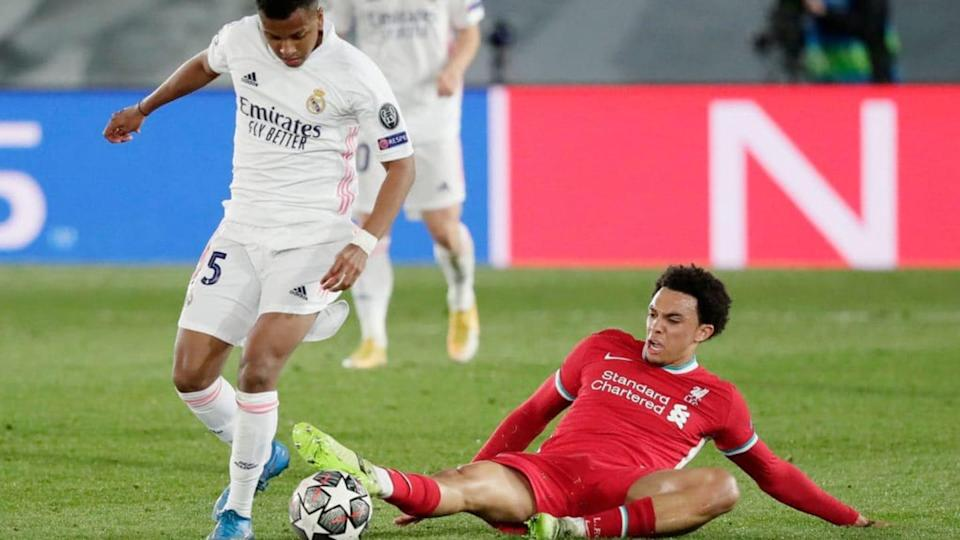 L'intervento di Trent Alexander Arnold | Soccrates Images/Getty Images