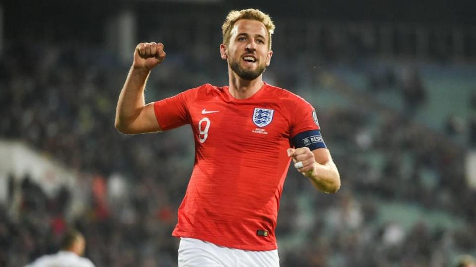 Harry Kane | NIKOLAY DOYCHINOV/Getty Images