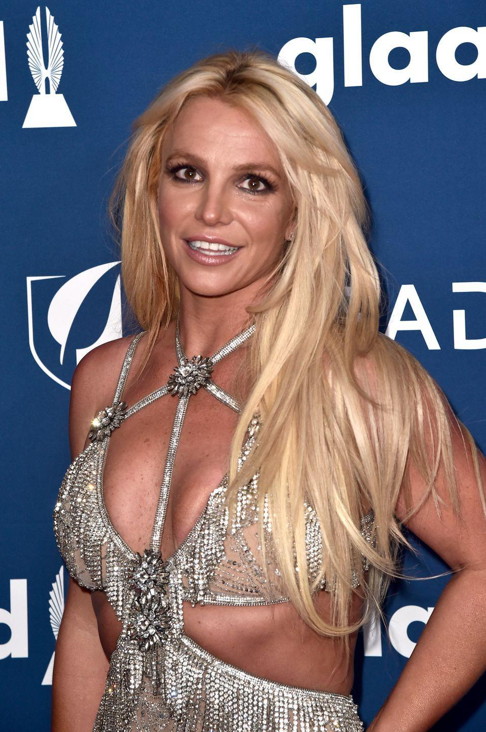 """<p>In a 2013 cover story interview with <em><a href=""""https://www.instyle.com/news/exclusive-peek-britney-spears-januarys-instyle-nowadays-im-very-critical-myself"""" rel=""""nofollow noopener"""" target=""""_blank"""" data-ylk=""""slk:InStyle"""" class=""""link rapid-noclick-resp"""">InStyle</a></em>, the singer opened about a small cosmetic tweak. """"A doctor I see, [Beverly Hills plastic surgeon] Dr. [Raj] Kanodia, does fun stuff to me sometimes—I've had lip injections before,"""" she said.</p>"""