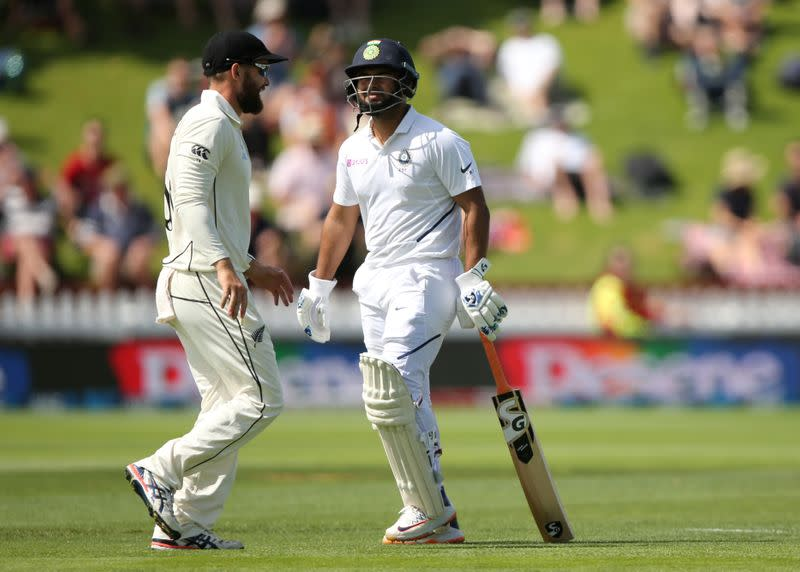 New Zealand v India - First Test
