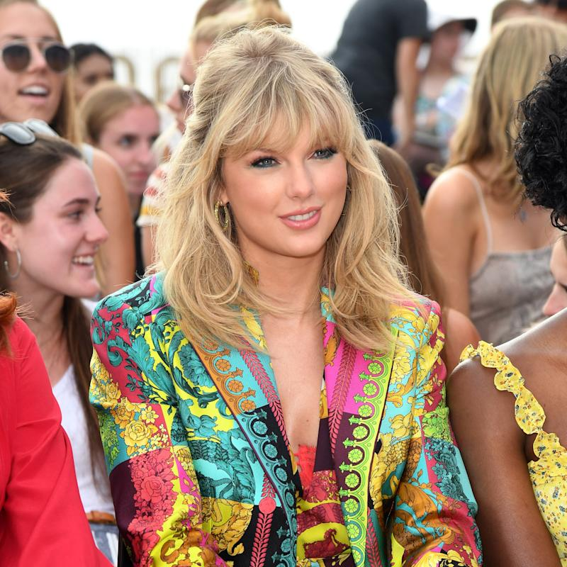 Taylor Swift Gets Candid About Politics, Privilege, and How the Pop Industry Can Feel Like The Hunger Games