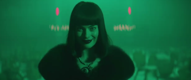 Margot Robbie goes femme fatale in first trailer for 'Terminal,' and fans can't get enough