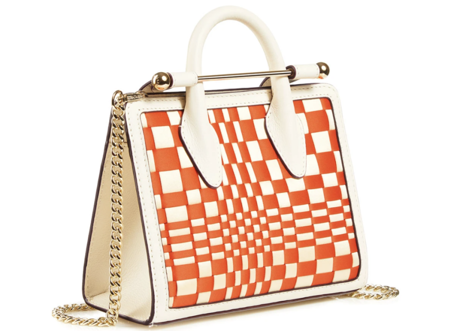 PHOTO: Strathberry. The Strathberry Nano Tote