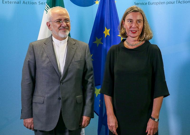 European Union  announces legal entity to maintain business with Iran