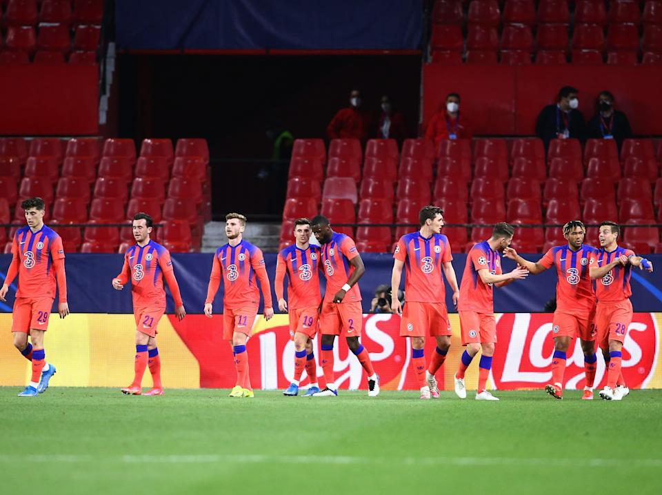 <p>Tuchel is looking for his team to bounce back from a first defeat in his reign</p> (Getty Images)