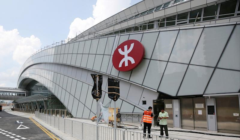Mainland China will only be charged HK$1,000 per year for Hong Kong high-speed rail terminus