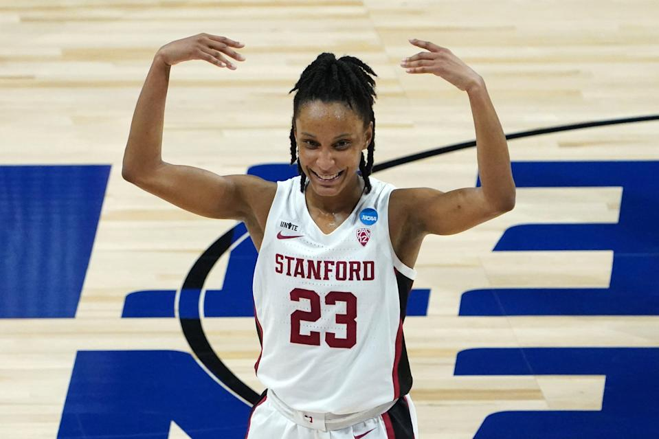 Stanford Cardinal guard Kiana Williams seeks to bring her school its first title since 1992.