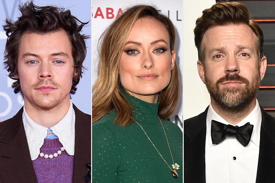 Jason Sudeikis Didn't Know Olivia Wilde 'Wanted Out' of Their Relationship Until October, Says Source 2
