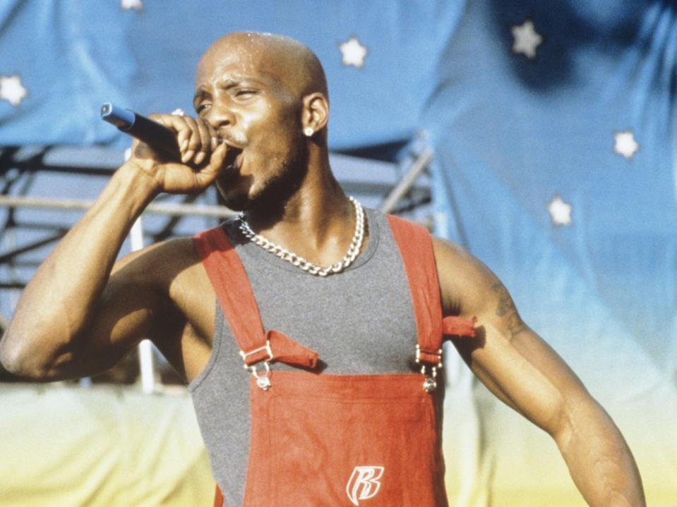 <p>'One of the most iconic performances ever': DMX's Woodstock 99 performance goes viral on social media</p> (Shutterstock)