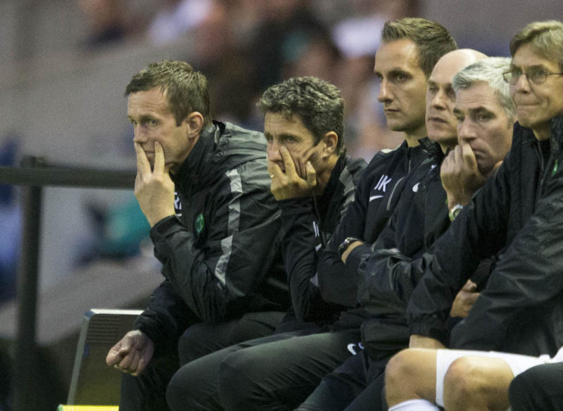 Legia out of Champions League, Celtic back in
