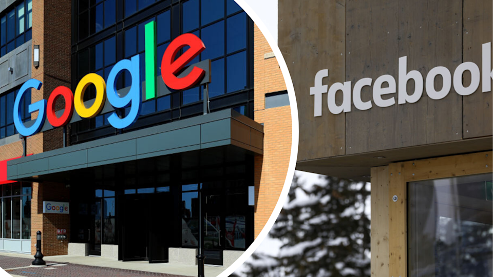 How much do employees at Google and Facebook get paid? Source: Getty
