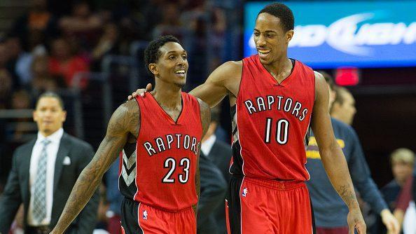 Lou Williams: DeRozan 'got stabbed in the back'