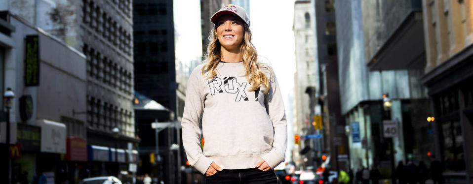 Canadian freestyle skier Dara Howell came into the Pyeongchang winter games as the gold medalist in women's freeski slopestyle from my win in Sochi.<em> (Photo CP)</em>