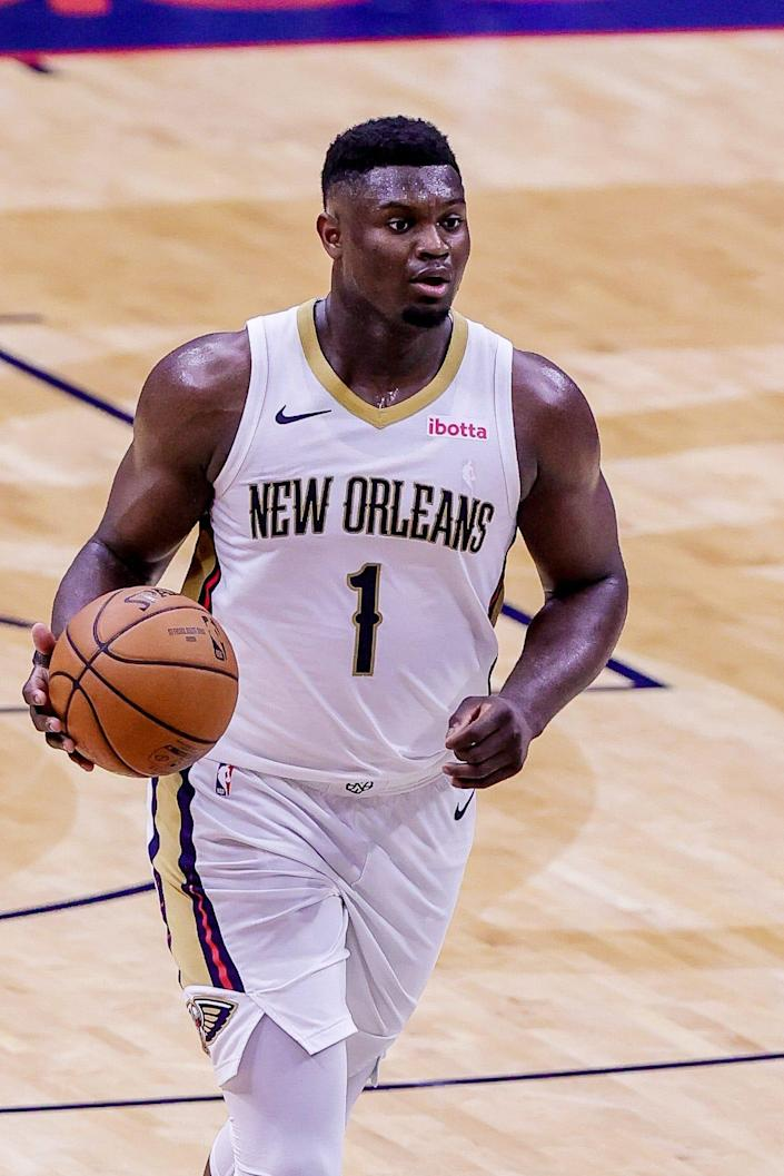 New Orleans Pelicans forward Zion Williamson is out indefinitely with fractured ring finger on his left hand.