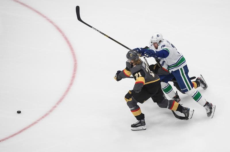 Shot fatigue: Canucks know they need to step up defence in Game 6 versus Vegas