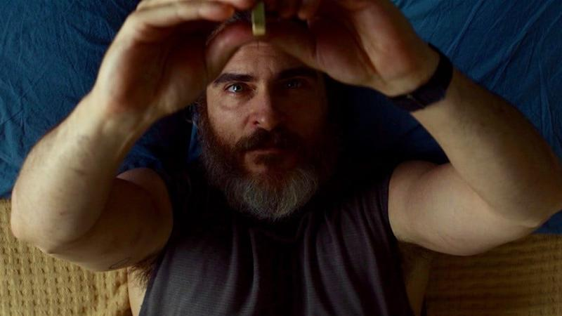 You Were Never Really Here, on Amazon Prime