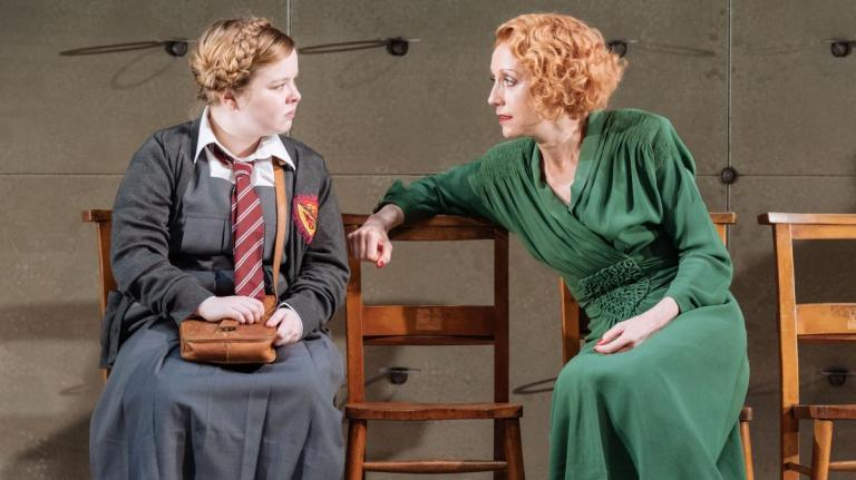 The Prime of Miss Jean Brodie actor calls out theatre critic for calling her 'overweight'