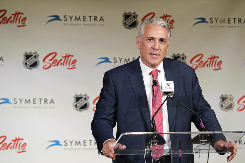 Ron Francis diving right in as NHL GM in Seattle