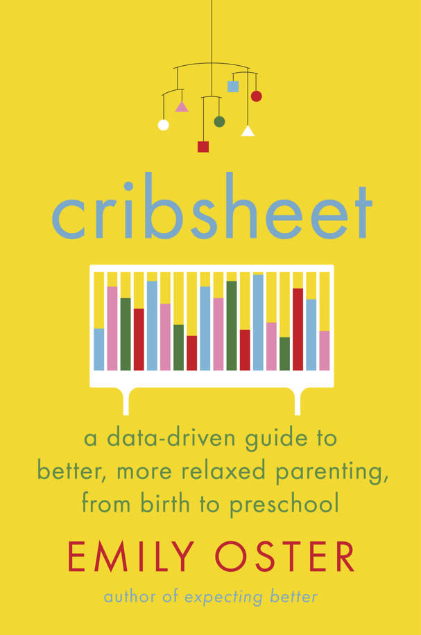 Emily Oster crunches parenting data so you don't have to