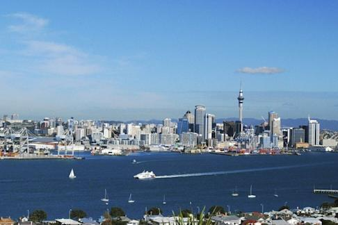 The prospect of Hongkongers getting to see Auckland Harbour in New Zealand in the near-term is not high. Photo: Tourism New Zealand