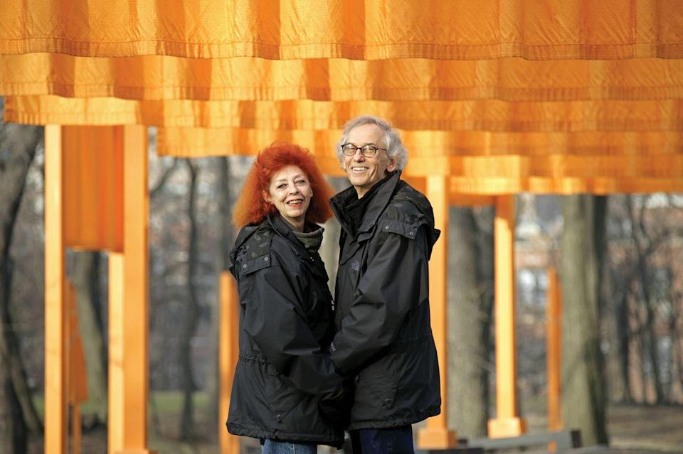Photo credit: Wolfgang Volz © Christo and Jeanne-Claude Foundation