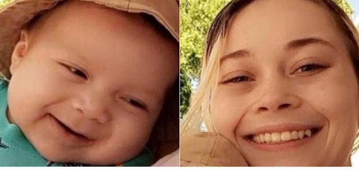 Police are looking for the whereabouts of 7-month-old Miguel David Lee Ramirez of Ennis, who authorities say was abducted by his mother on Thursday.