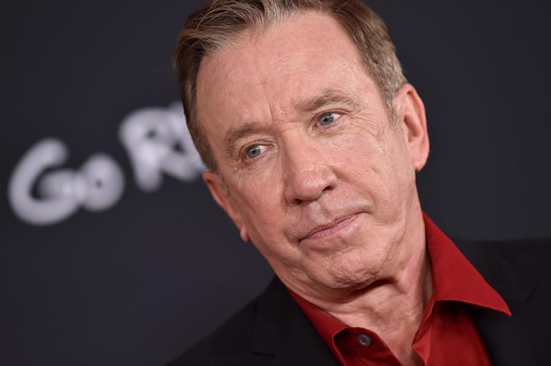 "LOS ANGELES, CALIFORNIA - JUNE 11: Tim Allen attends the Premiere of Disney and Pixar's ""Toy Story 4"" on June 11, 2019 in Los Angeles, California. (Photo by Axelle/Bauer-Griffin/FilmMagic)"