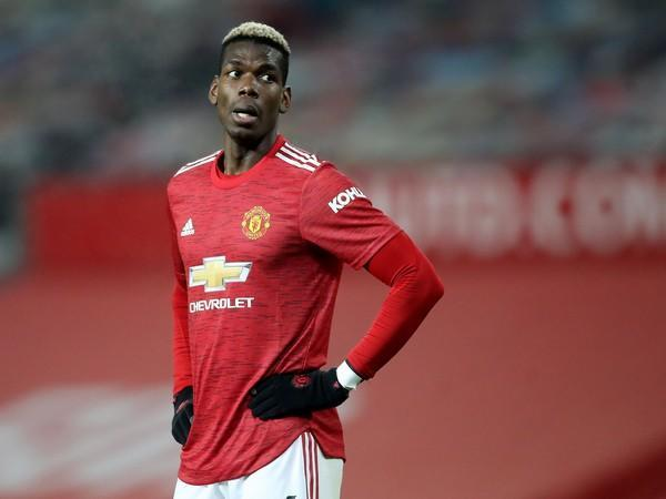 Paul Pogba (File photo)