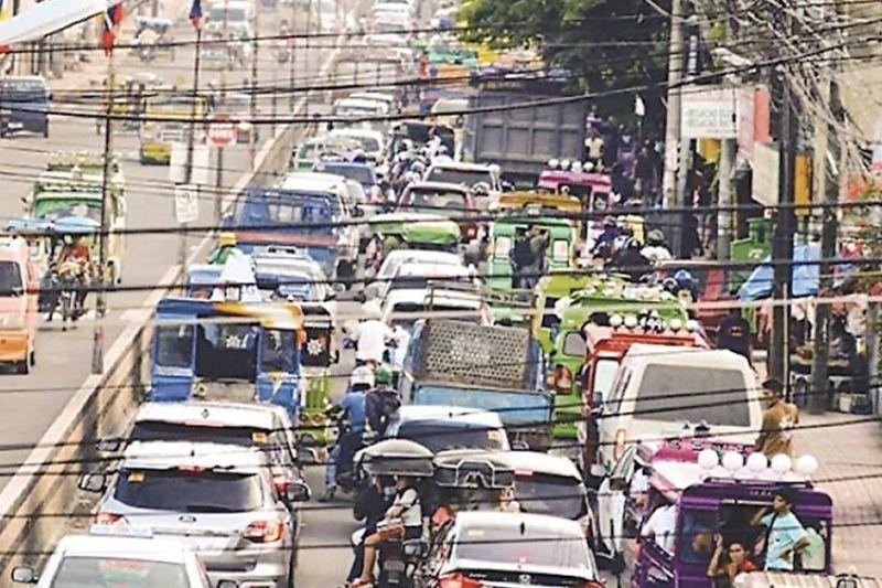 9 drivers caught for violating Talisay truck ban