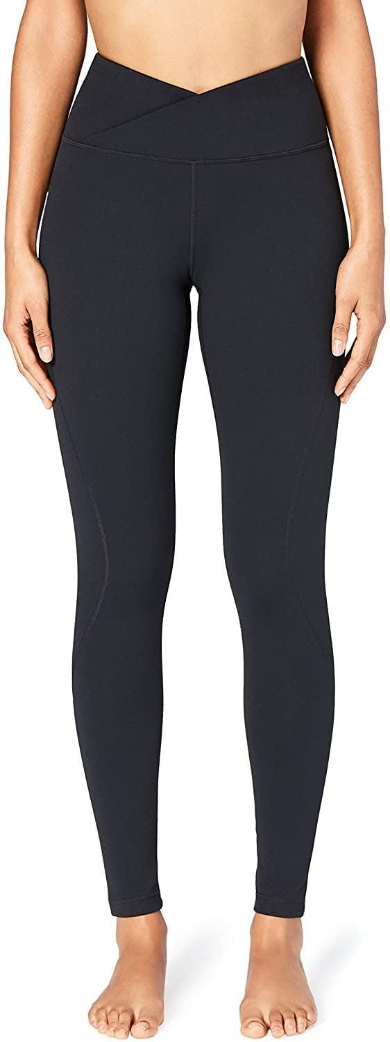 <p>We love the unique waistband of these <span>Core 10 'Build Your Own' Yoga Pant Full-Length Leggings</span> ($44).</p>