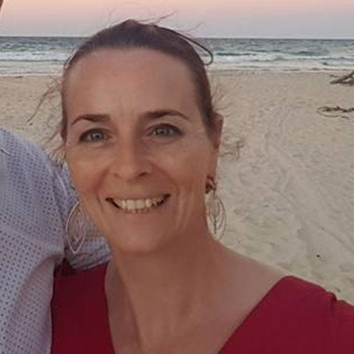 Brisbane mum Claire is passionate about increasing awareness about cults after her own years of personal experience. Photo: Facebook/mark.ashman.739