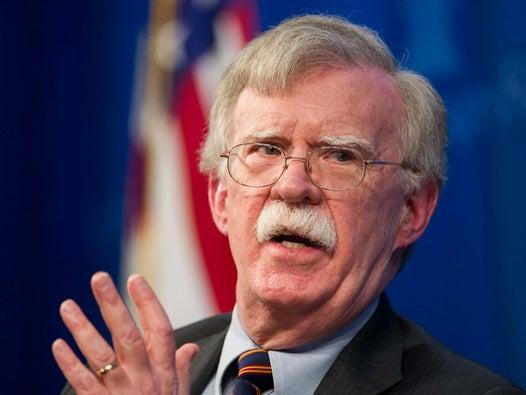 Trump impeachment: John Bolton defends officials who testified against president in inquiry