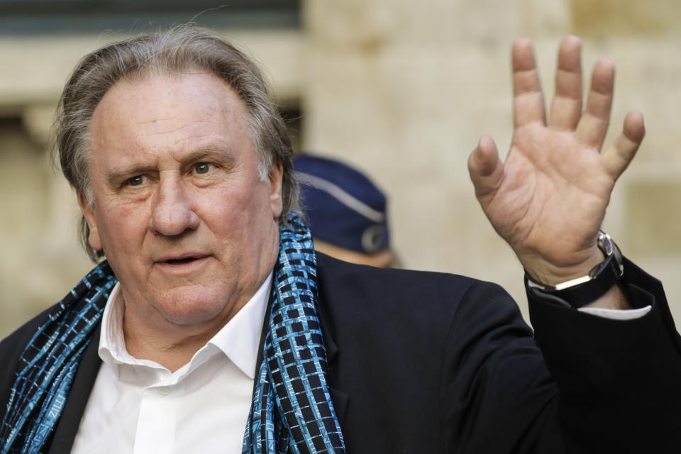 Gerard Depardieu (Getty Images)