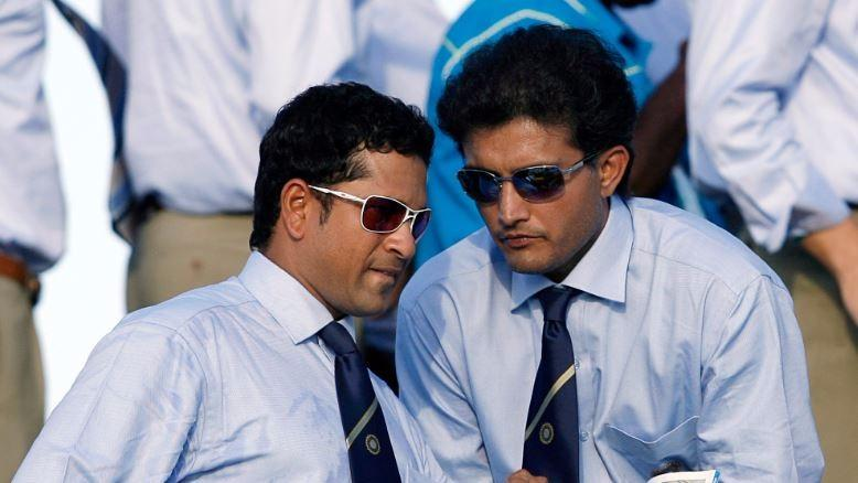 Here's What Ganguly Thinks About Sachin Tendulkar's Singing Debut