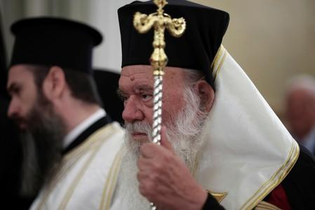 Greek conservatives scrap plans to take clergy off state payroll