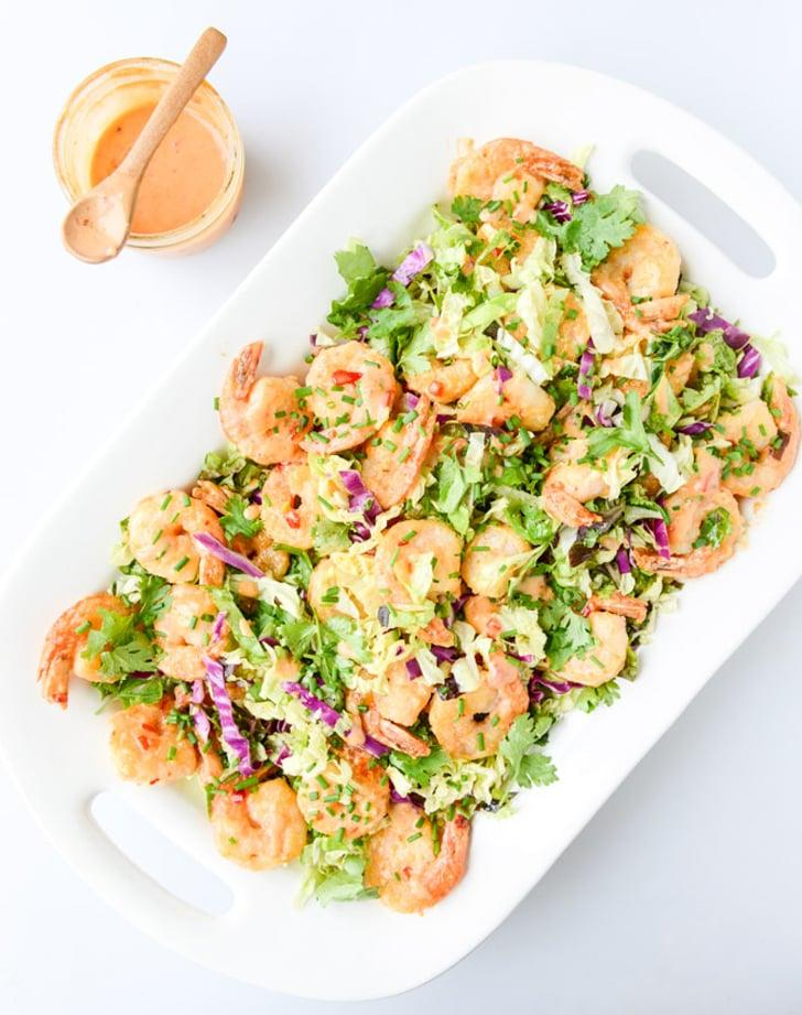 """<p><strong>Get the recipe</strong>: <a href=""""http://www.howsweeteats.com/2014/09/bang-bang-shrimp-with-napa-cabbage-slaw/"""" target=""""_blank"""" class=""""ga-track"""" data-ga-category=""""Related"""" data-ga-label=""""http://www.howsweeteats.com/2014/09/bang-bang-shrimp-with-napa-cabbage-slaw/"""" data-ga-action=""""In-Line Links"""">bang bang shrimp with napa cabbage slaw</a></p>"""
