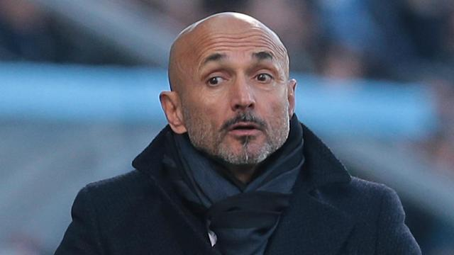 Inter must avoid any more mistakes if they are to secure Champions League football for next season, according to Luciano Spalletti.