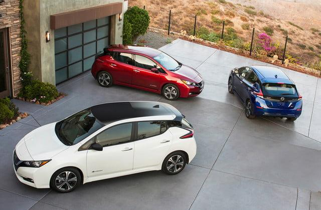Everything We Know About The 2018 Nissan Leaf From Its Range To Its