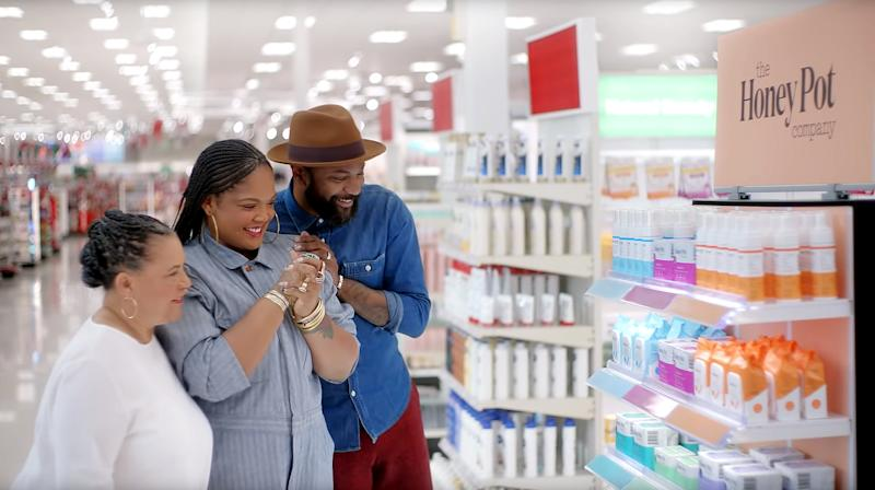The Honey Pot founder on racist trolls after Target ad: 'It's all good'