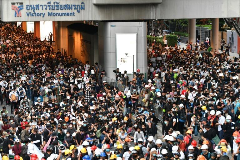 The student-led pro-democracy movement has been gaining momentum since mid-July