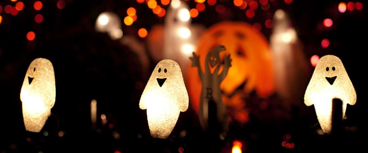 <cite>Ivan Kokoulin/Shutterstock</cite> <br>If you're going to buy Halloween decorations at all, be sure to only buy decorations that you know will be usable year after year.<br>